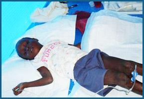 Haiti Cholera-Children, Cholera, and a Sliver of Hope