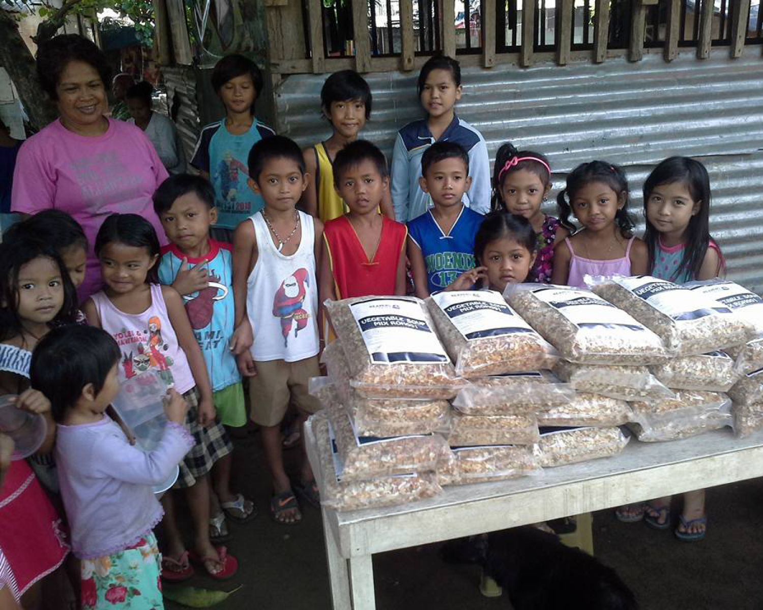 Reapers of Hope Food Drying