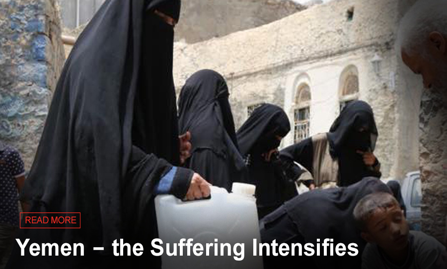 Yemen - The Suffering Intensifies