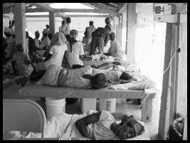 Cholera Epidemic Spreads