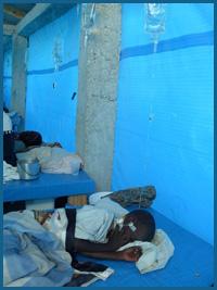 Difficult Week – Haiti Cholera