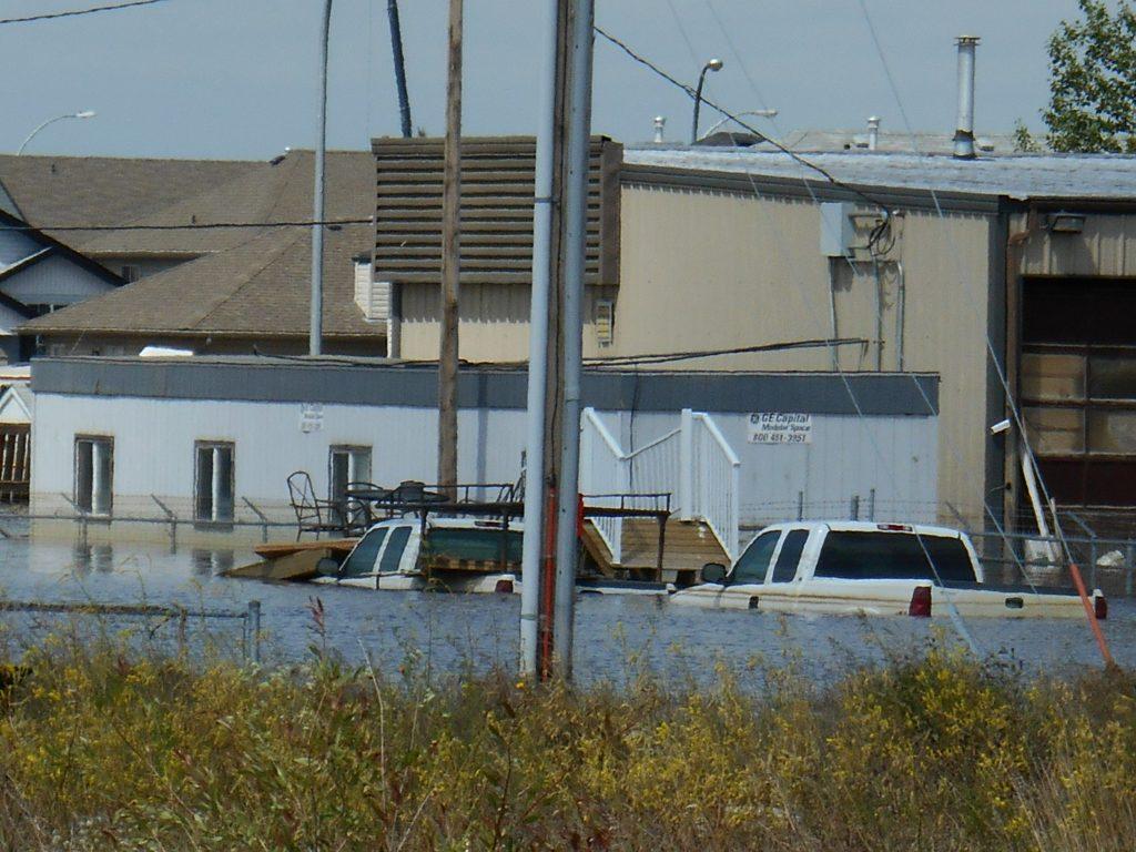 Alberta Canada Flood Disaster