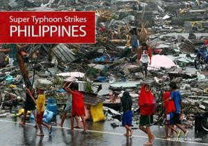 Super Typhoon Strikes Philippines