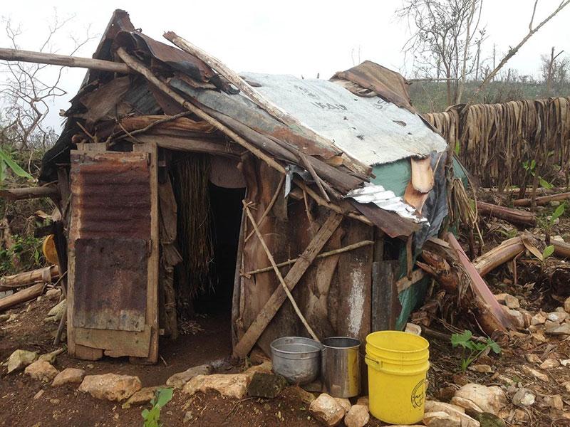 Rebuilding Begins for Hurricane Victims in Haiti