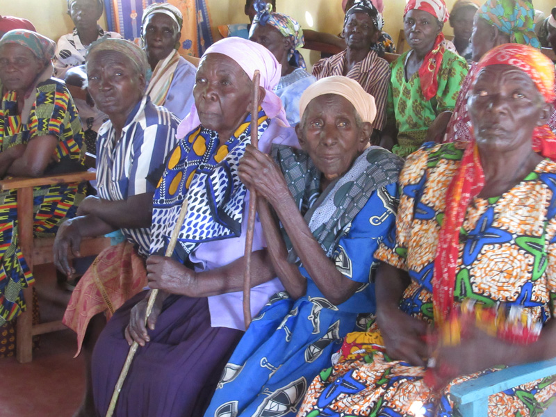 Support-A-Widow Food Parcels in Kenya
