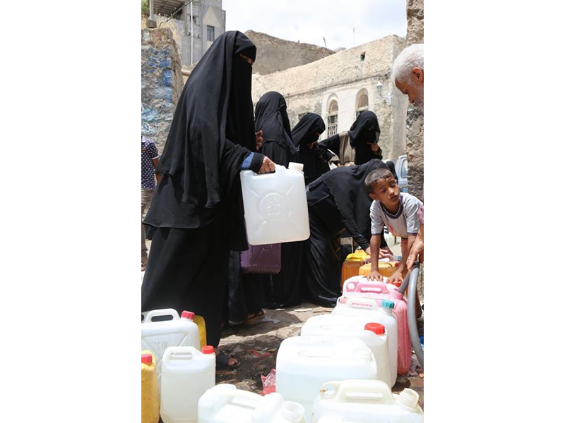 Yemen – The Suffering Intensifies
