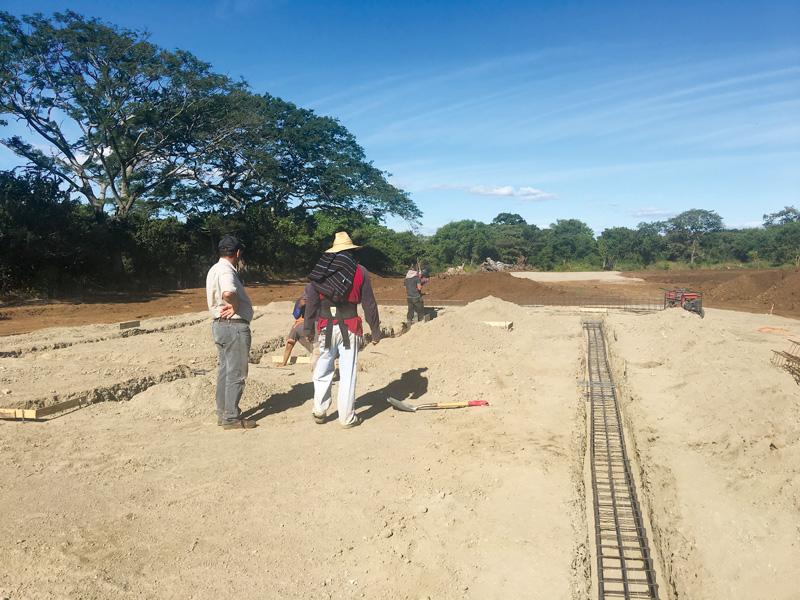 New Discipleship Center in Nicaragua