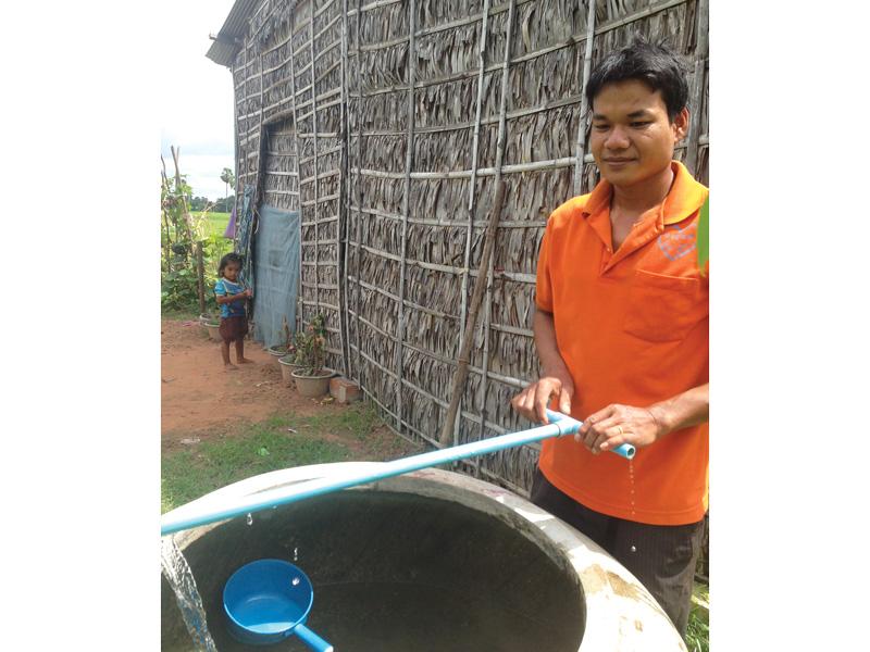 Clean Water, Living Water