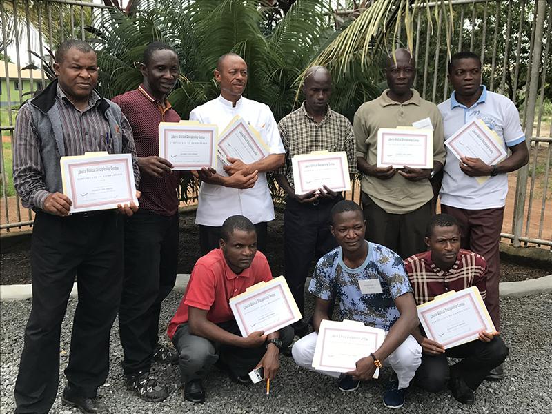 Biblical Discipleship Centre Begins in Liberia