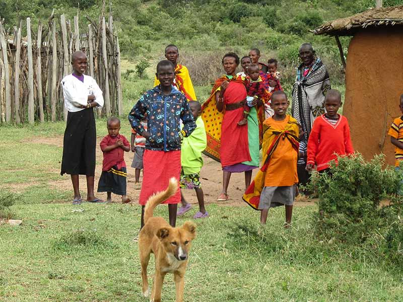 Children's Story: Meet Sentoya, A Kenyan Girl