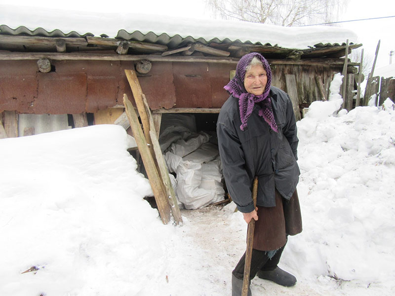 Firewood Eases the Dread of Winter