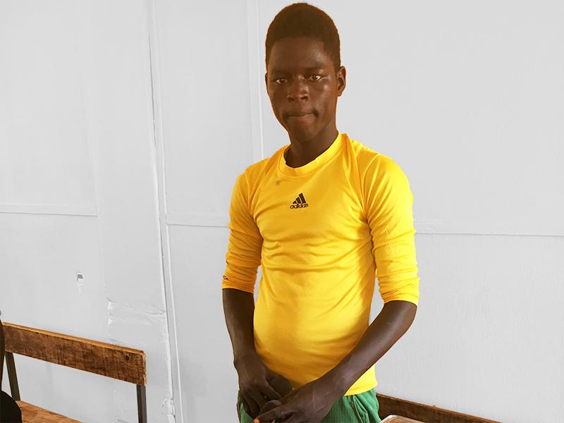 SALT vocational  classes bring hope to Nigerian orphans