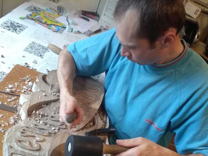 Woodcarving for a Living