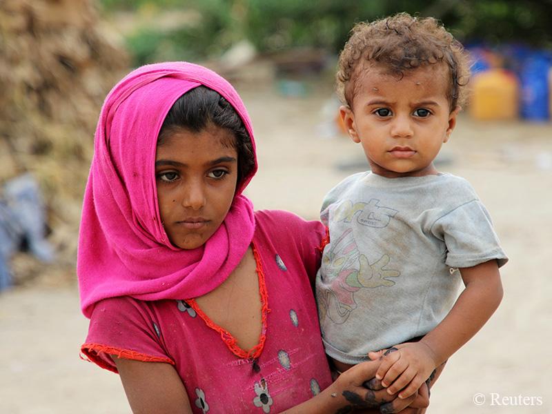 War-Ravaged Yemen