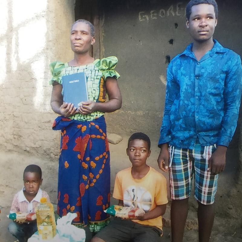 Coronavirus lockdown in poverty-stricken Malawi