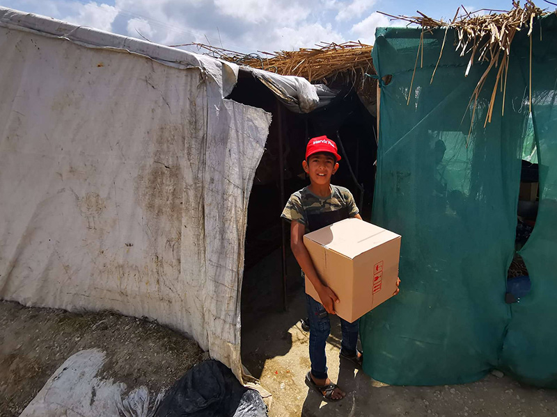 Coronavirus restrictions devastate refugees