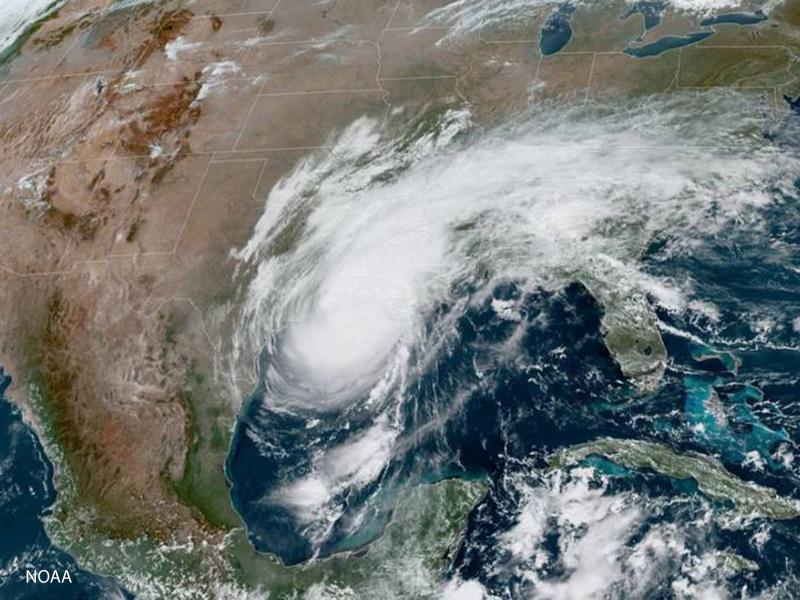 Hurricane Delta update
