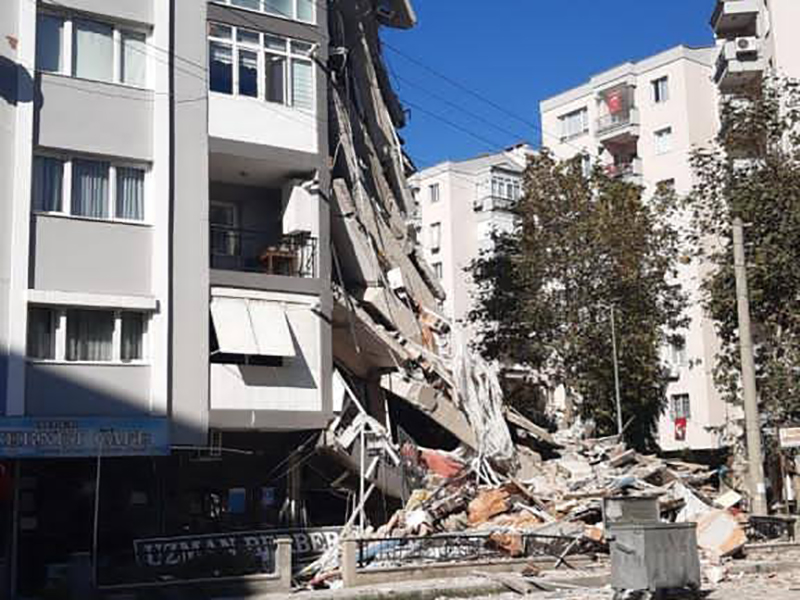 Deadly Earthquake in Turkey