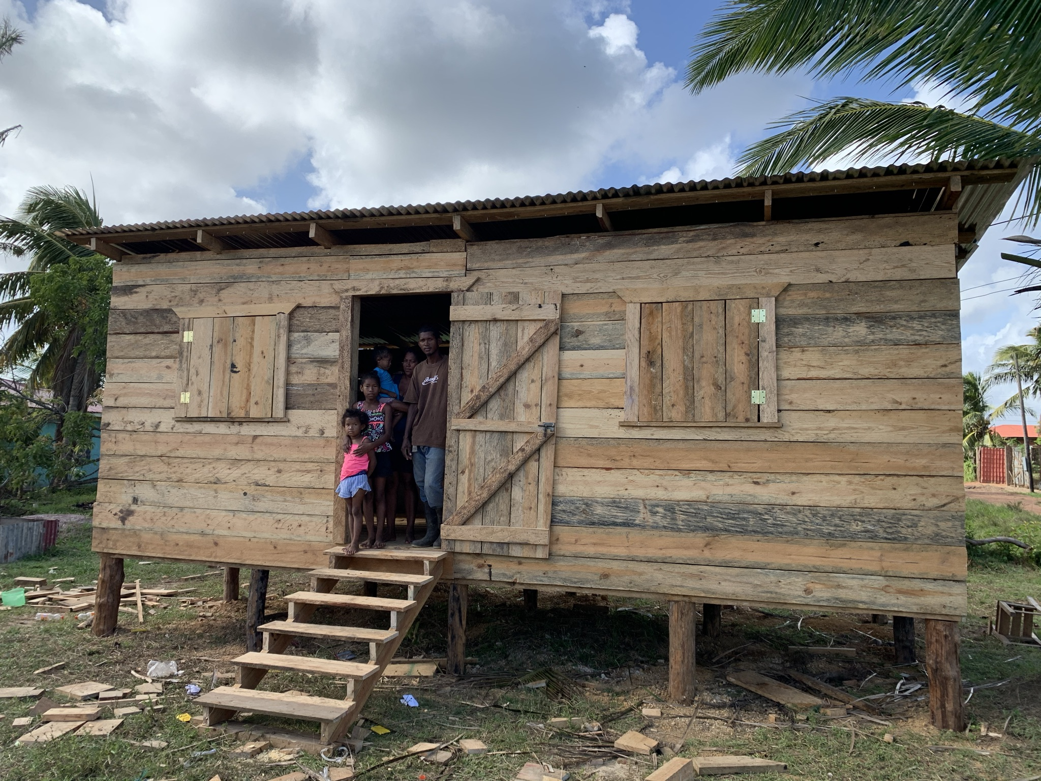 Continued needs after hurricanes in Central America