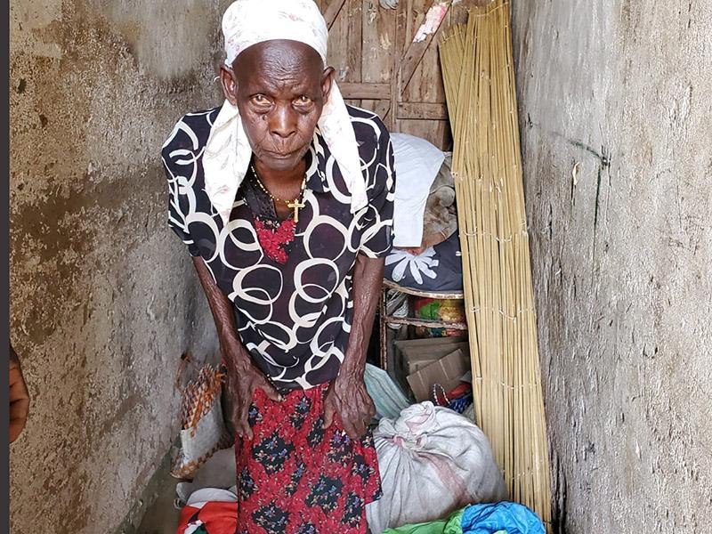 The Plight of a Kenyan widow