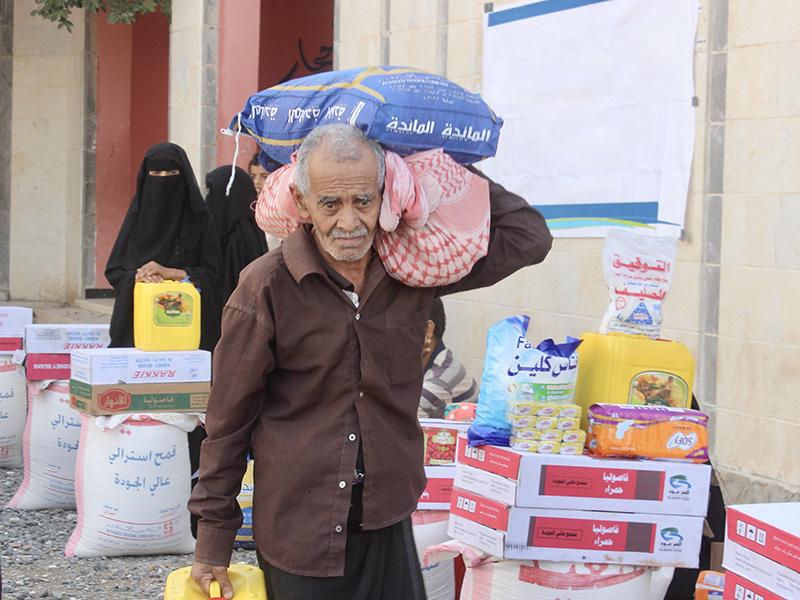 A Yemeni father's struggle
