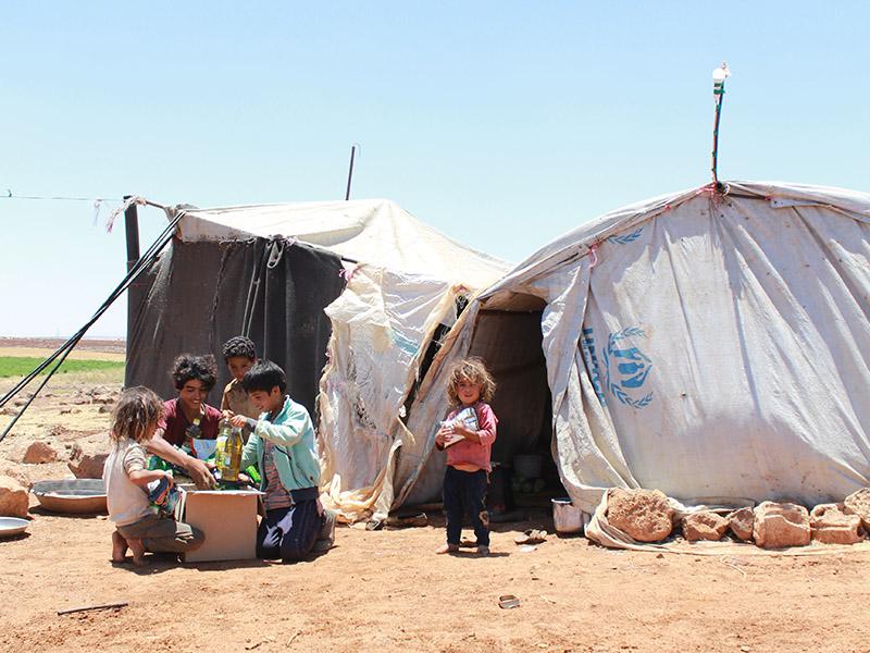 Syria's plight of hunger