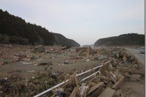 The worst tragedy to strike Japan since World War II!
